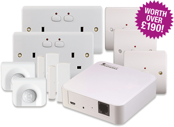 Win a Mihome Starter Bundle