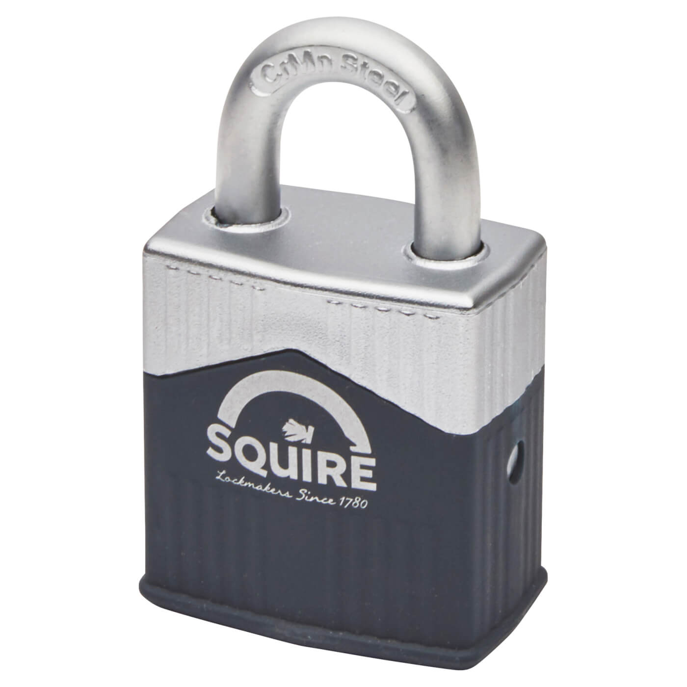 Squire Warrior Open Shackle Padlock 45mm Keyed To