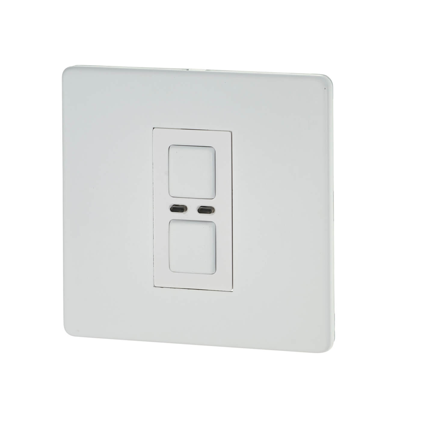 Lightwaverf 1 Gang 2 Way 250w Smart Dimmer Switch White Use A Relay Or With The 45 Watt Higher Halogen Lights Back