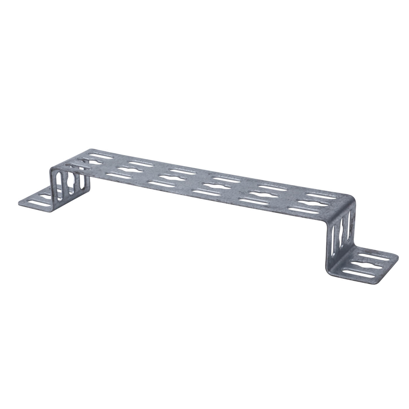 Cable Tray Stand Off Bracket 225mm Galvanised