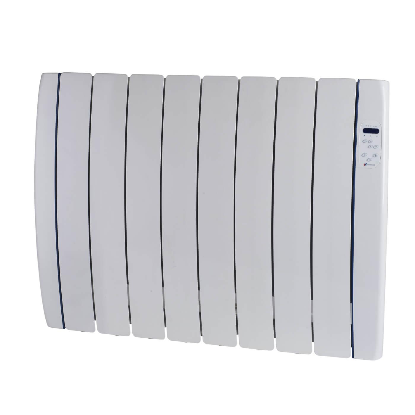 Haverland 1000w 8 Element Electric Radiator Electricaldirect 610w Telephone Wall Socket Wiring Back
