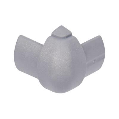 D-Line External Bend - 16 x 8mm - Smooth Fit - Aluminium