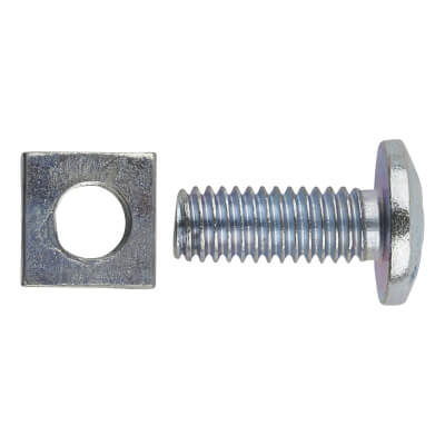Roofing Bolt - M6 x 16mm - Pack 200)