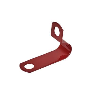 MICC PVC Clip - RCHL30 - Red - Pack 50