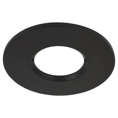 DaxLite Round Bezel - Black
