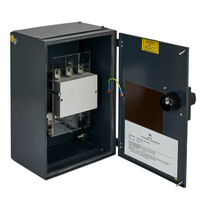 CED 100A 3 Phase Switch Isolator)