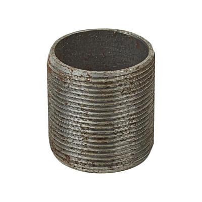 Deta Steel Conduit Nipples - 32mm - Galvanised