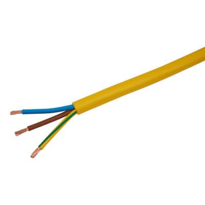 3183AG 3 Core Arctic Grade 4.0mm² x 100m - Yellow