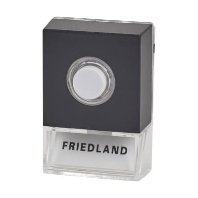 Friedland Push Light Bell Push