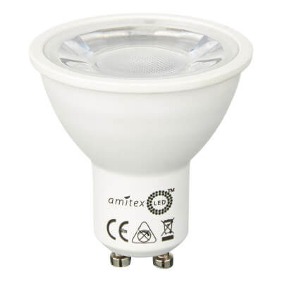 4W LED GU10 Starbright Lamp - Warm White