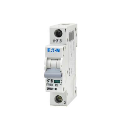 Eaton MEM 16A Single Pole 3 Phase MCB - Type B