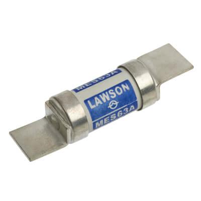 Lawson 63A Off-Set Tag Fuse
