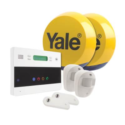 Yale Easy Fit Telecommunicating Alarm Kit)