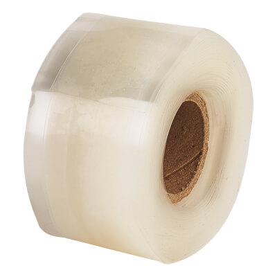 Silicone Rescue Tape - 25mm x 3.66m - Clear)
