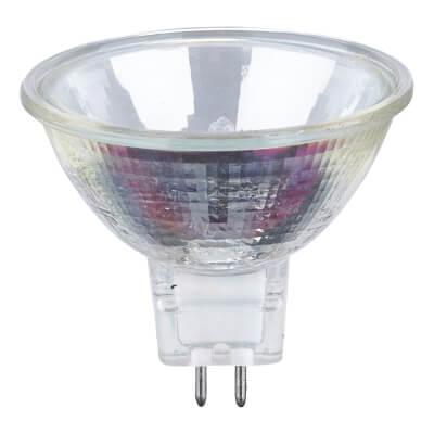 50W MR16 / GX5.3 Enclosed Spotlight Lamp - 10° Beam Angle