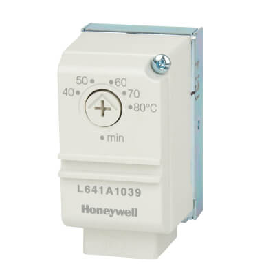 Honeywell Cylinder Thermostat)