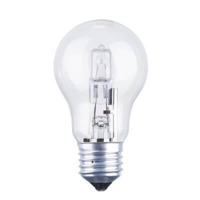 42W ES GLS Halogen Lamp - Clear