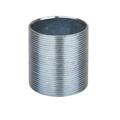 Steel Conduit Nipple - 2 Inch)