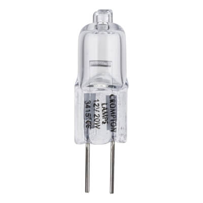 12V 20W Halogen Capsule Lamp - G4  )