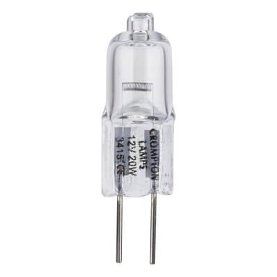 12V 20W Halogen Capsule Lamp - G4)