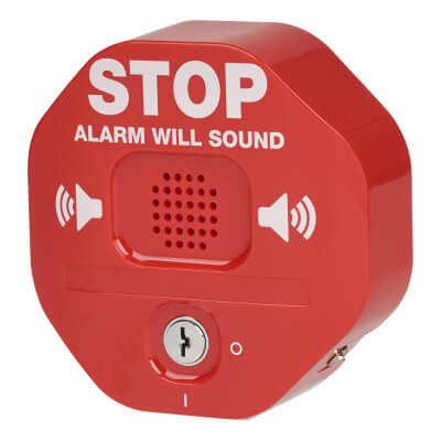STI Emergency Exit Stopper