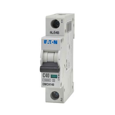 Eaton MEM 40A 3 Phase Single Pole MCB - Type C