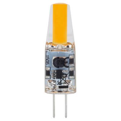 1.5W G4 LED 12V (equiv 20W) - 2700K)