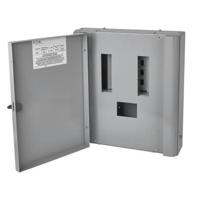 Eaton MEM 250A 8 Way 3 Phase Triple Pole and Neutral Distribution Board - Type B)