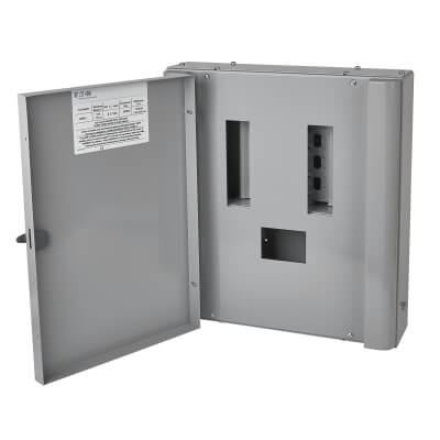 Eaton MEM 8 Way 3 Phase Triple Pole and Neutral Distribution Board