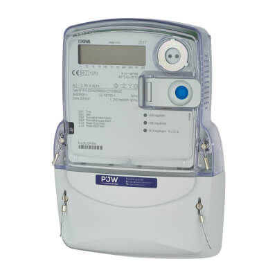 120A 3 Phase Digital Check Meter)