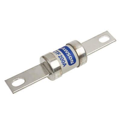 Lawson 200A 400/415V TF Central Tag Industrial Fuse-Link wih Bolt Connections