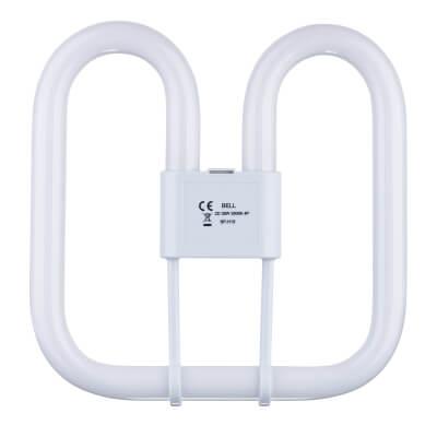 2D 38W 4 Pin Lamp - Cool White - Colour Temperature 835)