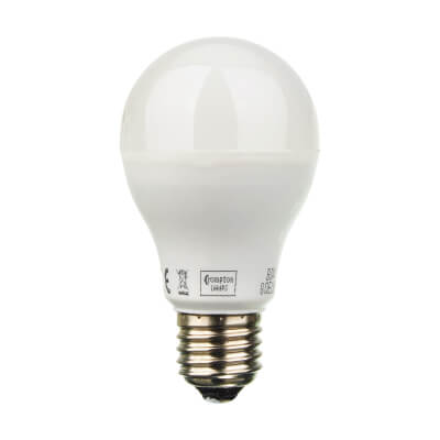 Crompton 14W ES LED GLS Lamp - Dimmable - Warm White