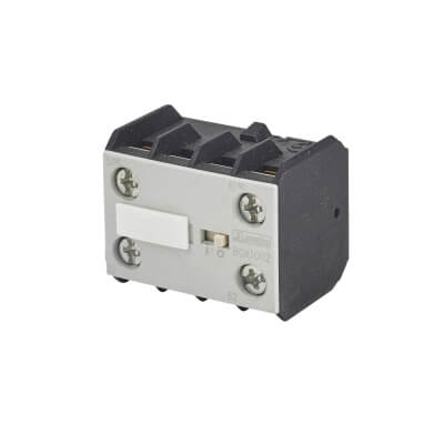Lovato 10A Auxiliary Contact - 2 Normally Closed