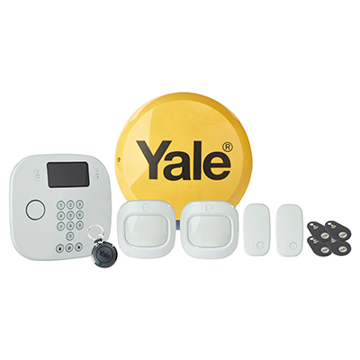 Yale Intruder Alarm Kit Plus - Pet Friendly (IA-230))
