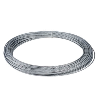 Catenary Wire - Light Gauge - 100m )