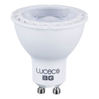 BG 5W LED GU10 Spotlight Lamp - Daylight)
