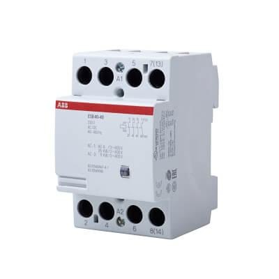 ABB 40A 4 Pole Contactor)