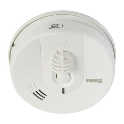 Firex Heat Alarm with Battery Back Up)