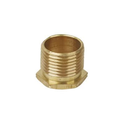 Male Brass Bush - 20mm - Long)