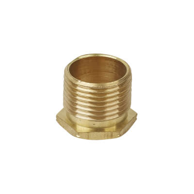 Deta Male Brass Bush - 20mm - Long