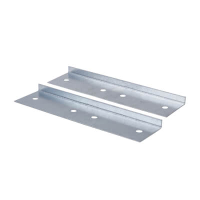 Heavy Duty Cable Tray Coupler - Galvanised)