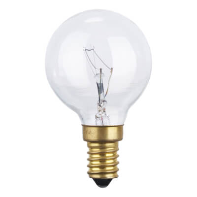Crompton 40W 240V Oven Pygmy Lamp - SES