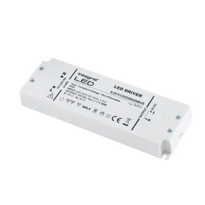 Integral LED 50W Constant Voltage Driver )