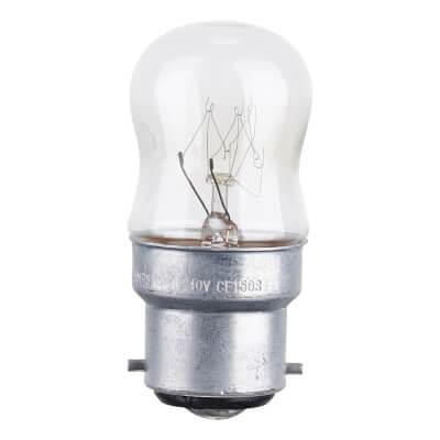 Crompton 15W 240V Pygmy Lamp - BC Clear
