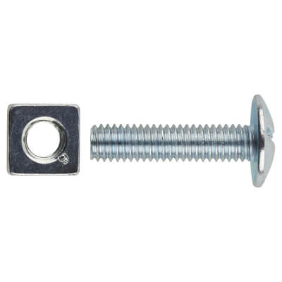 Roofing Bolt - M6 x 25mm - Pack 200)