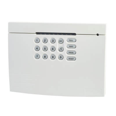 Texecom 8 Zone Compact Key Panel)