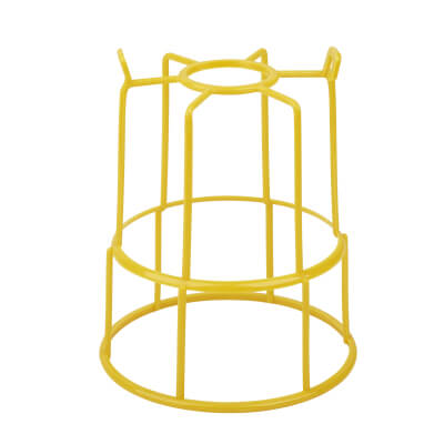 Festoon Wire Guard - Yellow Nylon