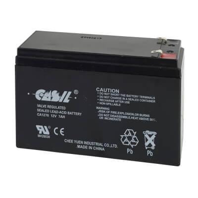 7Ah Battery For Alarm Panel)