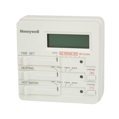 Honeywell 24 Hour Time Controller